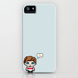 Pixel Louis Tomlinson (One Direction) iPhone Case