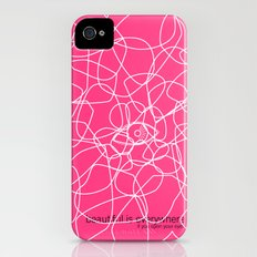see beauty iPhone (4, 4s) Slim Case