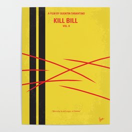 No049 My Kill Bill - part 2 MMP Poster