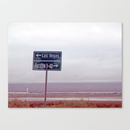 ontheroad Canvas Print