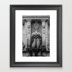 Sculpture Framed Art Print
