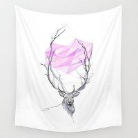 dear Wall Tapestries featuring Dear by eDrawings38