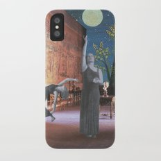 The Glorious Night Descends (II) Slim Case iPhone X