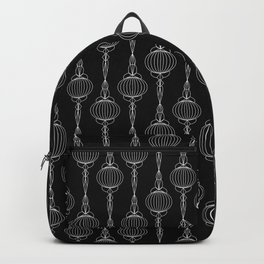 Art Deco 52 . Christmas decorations . Backpack