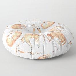Catastrophic Floor Pillow