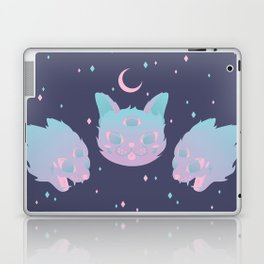 Pastel Cat Laptop & iPad Skin