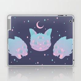 Pastel Cat Laptop & iPad Skin