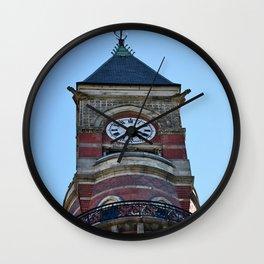 The Clock Tower Wall Clock