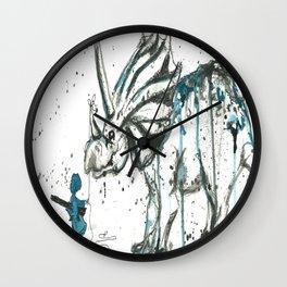"Lemme at ""em Wall Clock"
