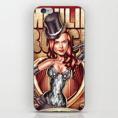 Truly Beauty Freedom Love iPhone & iPod Skin