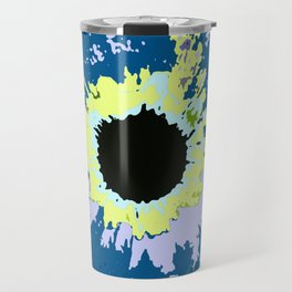 COLOR CONTACTS ELECTRIC Travel Mug