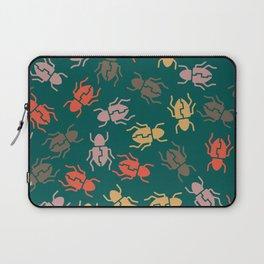 Wild Beetles Laptop Sleeve