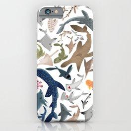 "FINconceivable Still ""Sharks"" iPhone Case"