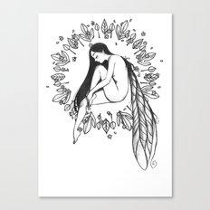 Sad Dream Canvas Print