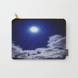 Signs in the Sky Collection I- in its original deep blue Carry-All Pouch