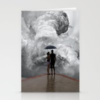 storm Stationery Cards featuring Storm by Cs025