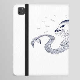 Amabie iPad Folio Case