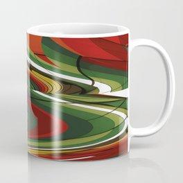 Abstract rectangle Geometry design Coffee Mug