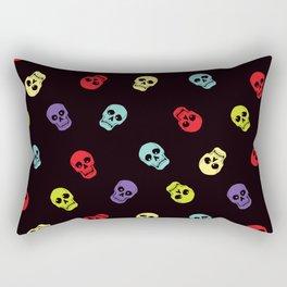 Happy skulls Rectangular Pillow