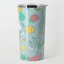 Fitness Travel Mug
