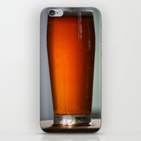 beer iPhone & iPod Skins featuring Beer by RCKennerly Photography