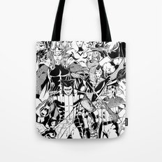 Whose Side Are You On? Tote Bag