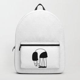 I'm just an awkward girl Backpack