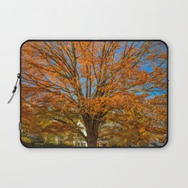 Blooming Fall Laptop Sleeve