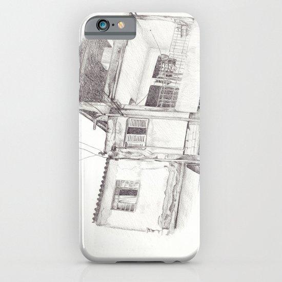 Power Lines II iPhone & iPod Case