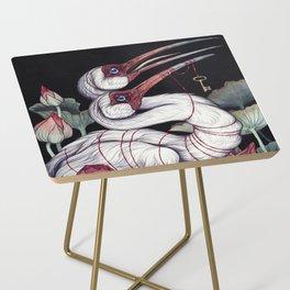 Sacred Ibis Side Table