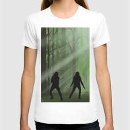 Into the forest T-shirt