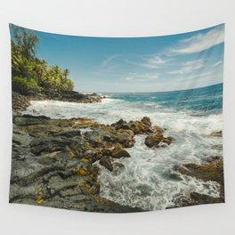 Hawaiian Ocean III Wall Tapestry