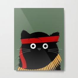 Cat Rambo Metal Print