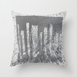 Studio Sessions 4 Throw Pillow