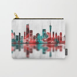 Guangzhou China Skyline Carry-All Pouch