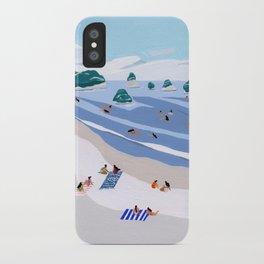 Island Dots iPhone Case