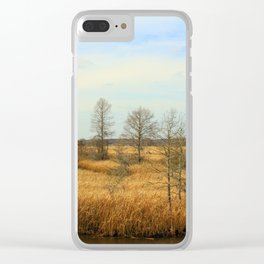 Marsh Creek Clear iPhone Case