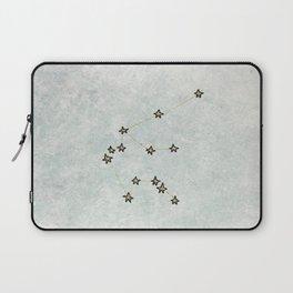 Aquarius x Zodiac x Astrology Laptop Sleeve