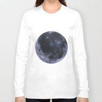 titan Long Sleeve T-shirts featuring Titan #6 by Tobias Bowman