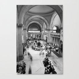 MET New York Canvas Print