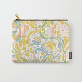 Pastel Pebbles Carry-All Pouch