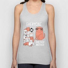 Everyone And Their Mother Unisex Tank Top
