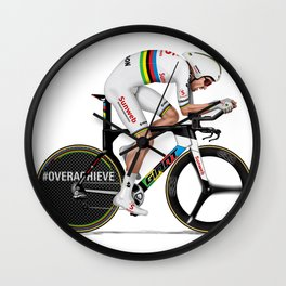 Tom Dumoulin Giro d'italia 2018 ITT wc Wall Clock