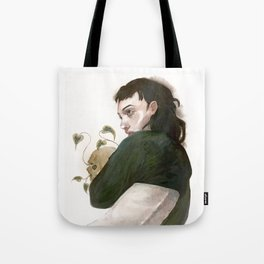 hello from the other side Tote Bag