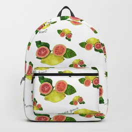 Juicy Guava Backpack
