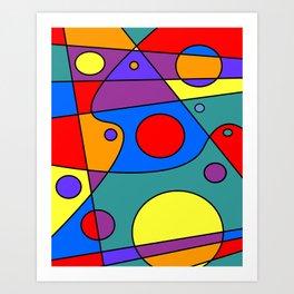 Klee #71 Art Print