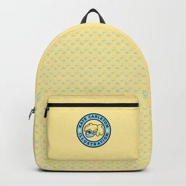 Logo Pattern Color Backpack