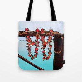 Lei Duo Tote Bag