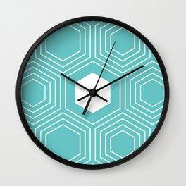 HEXMINT2 Wall Clock