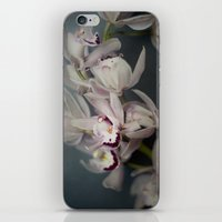 orchid iPhone & iPod Skins featuring Orchid by Pure Nature Photos